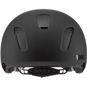 UVEX City 9 Helmet black mat